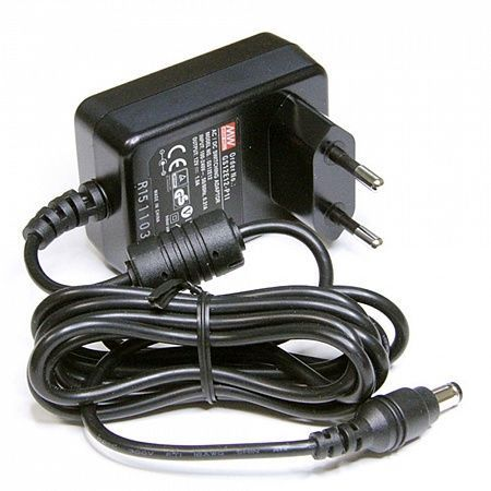 Блок питания Mean-Well GS1E12-P1I, 12V, 1А, вилка